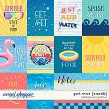 Get wet {cards} by Blagovesta Gosheva