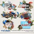 Animated Dream: The Way Back Word Art by Meagan's Creations
