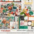 School Rules: Collection by River Rose Designs
