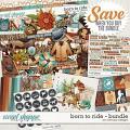 Born to ride - Bundle by WendyP Designs