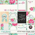 All the Happy Things: Cards by Kristin Cronin-Barrow