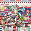 Summer Lovin Kit : Simple Pleasure Designs by Jennifer Fehr