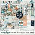 Out and About: On The Coast Bundle by Grace Lee and Studio Basic Designs