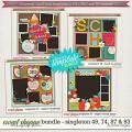 Brook's Templates - Bundle - Singleton 49, 74, 87 & 93 by Brook Magee