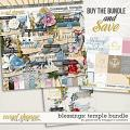 Blessings: Temple Bundle by Grace Lee and Meagan's Creations