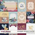 Snuggle season {cards} by Blagovesta Gosheva