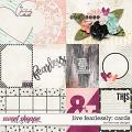 Live Fearlessly: Cards by River Rose Designs