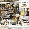Moment in Time: 1920s Collection Bundle by Meagan's Creations
