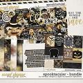 Spooktacular - Bundle by WendyP Designs and Digital Scrapbook Ingredients