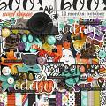 12 Months: October by Amanda Yi