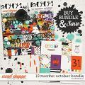 12 Months: October Bundle by Amanda Yi