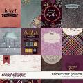 November {cards} by Blagovesta Gosheva