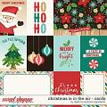 Christmas Is In The Air | Cards by Digital Scrapbook Ingredients