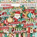 Christmas Is In The Air by Digital Scrapbook Ingredients