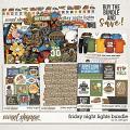 Friday Night Lights Bundle by LJS Designs