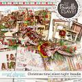 Christmas time | silent night bundle: simple pleasure designs by Jennifer Fehr