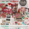 Christmas time | santas comin to town bundle: simple pleasure designs by Jennifer Fehr