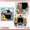 Cindy's Layered Templates - Trio Pack 80: Clubhouse by Cindy Schneider