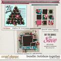 Brook's Templates - Bundle: Holidays Together by Brook Magee