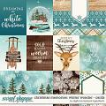 Christmas Memories: Winter Wonder | Cards by Digital Scrapbook Ingredients