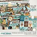 Christmas Memories: Winter Wonder Bundle by Digital Scrapbook Ingredients