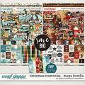 Christmas Memories Mega Bundle & *FWP* by Digital Scrapbook Ingredients