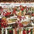 A Woodland Christmas: Mistletoe Kisses by Kristin Cronin-Barrow