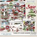 Baby It's Cold Outside Bundle by JoCee Designs