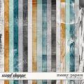 Messy: Papers by River Rose Designs