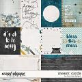 Messy: Cards by River Rose Designs
