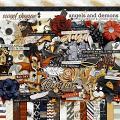 Angels & Demons by Laura Wilkerson & WendyP Designs