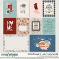 #indoorsy Journal Cards by Studio Basic and Traci Reed