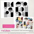 Memory Planners - Classic - Half Circles #1 by Traci Reed