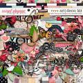 art deco kit: Simple Pleasure Designs by Jennifer Fehr