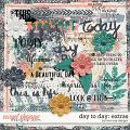 Day to Day: Extras by River Rose Designs