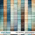 My Anchor | Extra Papers by Digital Scrapbook Ingredients