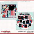 Cindy's Layered Templates - Half Pack 275: This is Love by Cindy Schneider