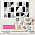 Memory Planners - Classic - Angled #2 by Traci Reed