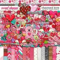 Charmed Love by Clever Monkey Graphics