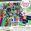 Sticks on the field - Bundle by WendyP Designs