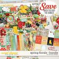 Spring Florals - Bundle by WendyP Designs