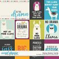 Llama Drama Cards by Kristin Cronin-Barrow & Erica Zane