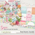 First Bloom: Bundle by Grace Lee, Meghan Mullens, and Wendyp Designs
