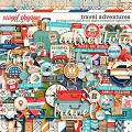 Travel Adventures by Blagovesta Gosheva & Digital Scrapbook Ingredients