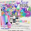 Remember the Magic: MAGICAL BIRTHDAY GIRL- COLLECTION & *FWP* by Studio Flergs