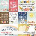 In Bloom: Cards by lliella designs