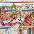Note To Self: Flourish Kit by Kristin Cronin-Barrow & Studio Basic
