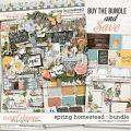 Spring Homestead: Collection Bundle by Meagan's Creations