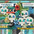 Pandamonium by Clever Monkey Graphics