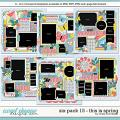 Cindy's Layered Templates - Six Pack 15: This is Spring by Cindy Schneider